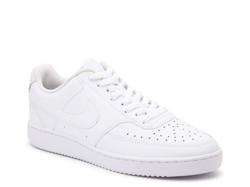 Court Vision Low Basketball Shoe