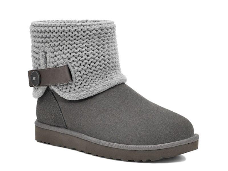 Shaina Sweater Cuff Bootie